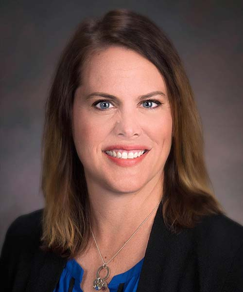 Headshot of Nicole Miller, Legal Counsel for the Nebraska Board of Parole