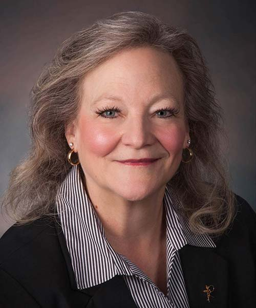 Headshot of Sue Olson, Statewide Operations Manager